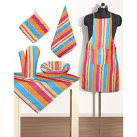 Shoping Edge Kitchen Linen (set Of 6) Pcs Ka38