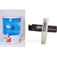 Dolphin RO Water Purifier Four Stage With RO TDS-3 Handheld Digital TDS Meter