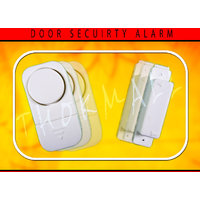 2 X Wireless Door Safety Security System Home Security Burglar Alarm Bell