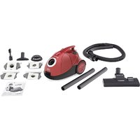 Eureka Forbes Quick Clean DX Dry Vacuum Cleaner  (Black, Red)