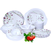 Melamine Tableware 32 Pcs Of Dinner Set