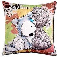 Tatty Teddy Loving Digital Print Cushion Cover
