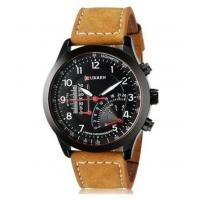 Curren Meter Round Analog Watch For Men,Boys By Hans