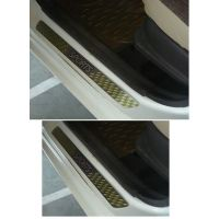 """Carsaaz Premium Quality Universal """"SPORTS"""" Scuff Plate(4pcs) (For All Cars) - 5262270"""