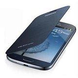 Flip Case Cover For Samsung Galaxy Grand Duos I9082 (Black)