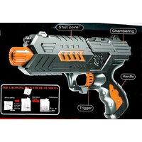 Water Balls Gun With 1000+ Nos Water Absorption Ball, Gun Toys For Children