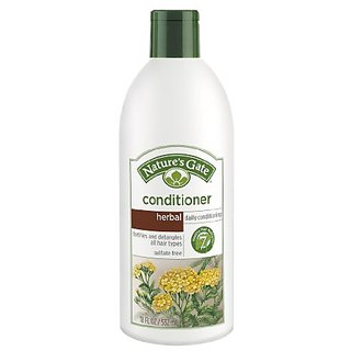 Nature's Gate Herbal Conditioner For All Hair Types, (18 Fl Oz) (532 Ml)