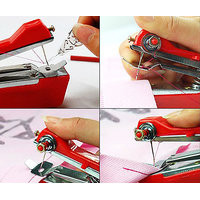 Mini Portable Hand Sewing Machine-stapler Model - 5277088