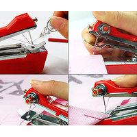 Mini Portable Hand Sewing Machine-stapler Model - 5277088