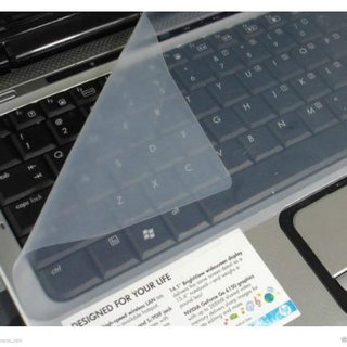 Laptop keyboard Guard Protector Transparent Back Skin