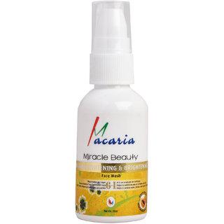 hyaluronic acid face wash papaya