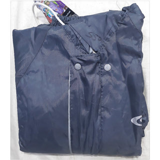 Mens Reversible Raincoat For 28 to 32 Weist( Shirt 26 Inches Paint 37 Inches)