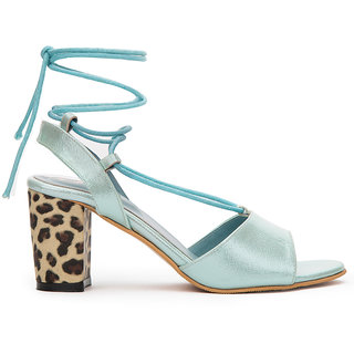 Kandy Ankle Tie Up Womens Heel