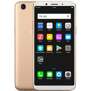 Oppo F5 (4 GB, 32 GB, Gold)