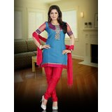 DESIGNER READY TO WEAR STITCHED SALWAR SUIT (SK_10)