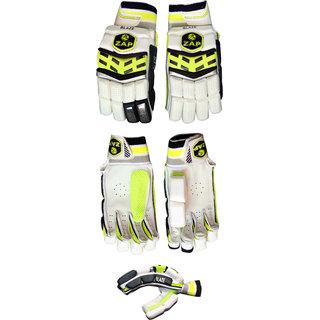 ZAP Blaze Plastozone Batting Gloves