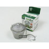 Steel Tea Infuser Filter Strainer Teaset Mesh Tea Infuser For Teapot