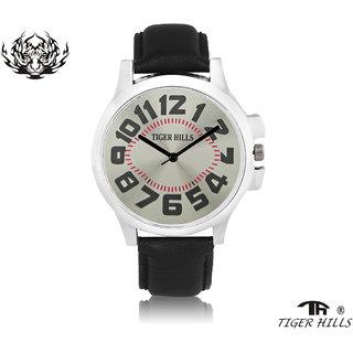 Tigerhills Watch Strap Black Model No-T1171762