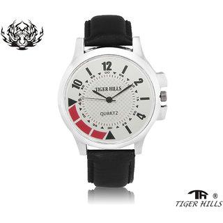 Tigerhills Watch Strap Black Model No-T1171763