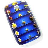 Angry Birds Samsung Champ Neo Duos C3262 Hard Back Cover Case shell pouch CO-396