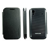 samsung galaxy ace S5830 Flip Case Back Book cover Synthetic Leather CO-502