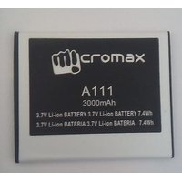 Genuine Battery For Micromax Canvas Doodle A111 - 3000mAh