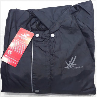 ZEEL Mens Reversible Raincoat (XL Size For 32 and 34 Weist)