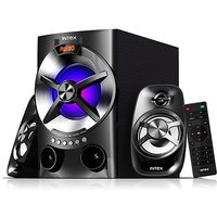 Intex IT-2575 SUF GLO Computer 2.1 Multimedia Speaker