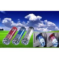 Auto Car Fresh Air Ionic Purifier Freshner Oxygen BAR Ionizer Deodorizer 12v - 5323986