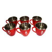 Tea/Coffee Cups (Set Of 6)