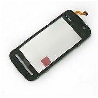 Original Nokia Oem Touch Screen Digitizer Glass For Nokia 5233 Black