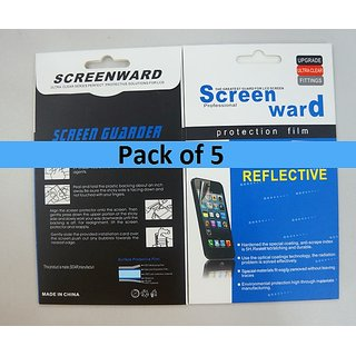 Pack of 5 - HD High Clear Screen Protector for Samsung Galaxy Ace Duos (S6802)