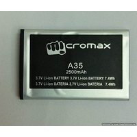 Battery For Micromax A35