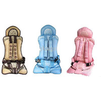 Child Safety Seat Portable Car Baby Car Seat Cushions Adjusted To Sit - 5327918