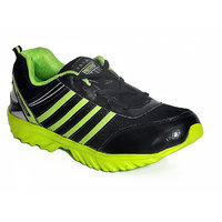 Timberwolf Synthetic Rubber Mens Sports Shoes Black TW-1091