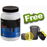 2.2lbs Endura Double Gain1KG CHOCOLATE -:FREE SMART SHAKER 599 RS