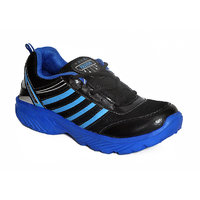 Timberwolf Synthetic Rubber Mens Sports Shoes Black TW-1092