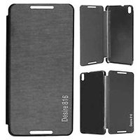 HTC Desire 816 Flip Cover Case For HTC Desire 816 Black