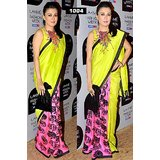 Bollywood Designers Saree