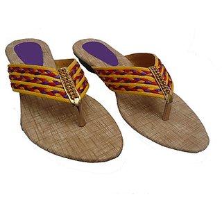 Shoppingbaaz Trendy Multi-Color Women's Slippers