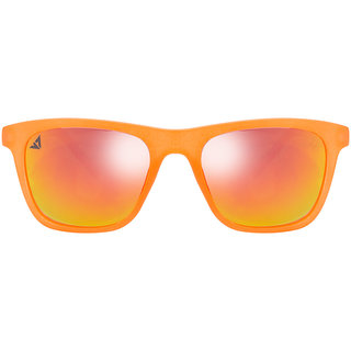 Vincent Chase VC 5168 Orange Purple Yellow Mirror B3C3W2 Wayfarer Polarized Sunglasses