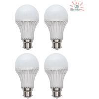5 Watt Harit Energy Light With Edge Technology Pack Of 4 LED Bulb - 5360128