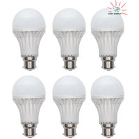 5 Watt Harit Energy Light With Edge Technology Pack Of 6 LED Bulb