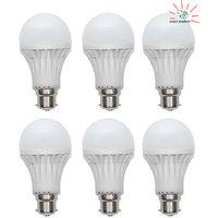 5 Watt Harit Energy Light With Edge Technology Pack Of 6 LED Bulb