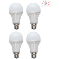 5 Watt Harit Energy Light With Edge Technology Pack Of 4 LED Bulb - 5360134