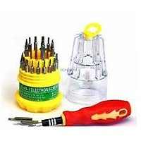 31-in-1 Magnetic Screwdriver Tool Kit