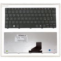 REPLACEMENT LAPTOP KEYBOARD FOR ACER ASPIRE ONE 532H ZE6 NAV50 EM350 PK130D32B18