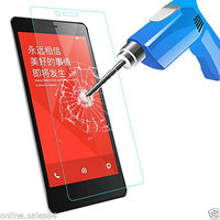 Tempered Glass Screen Guard Anti Scratch Protector For Xiaomi Redmi 1s