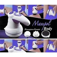 Manipol Complete Body Massager Full Body Muscles Relief Fat Burning Body Slimmer - 5365968
