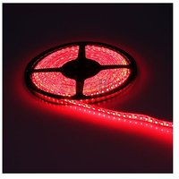 5 Meters Cuttable Led Lights Strip Roll For Car - Red Color Leds